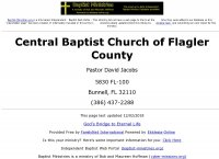 Central Baptist Church of Flagler County