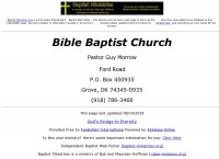 Bible Baptist Church