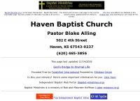 Haven Baptist Church