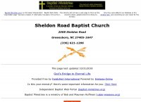 Sheldon Road Baptist Church