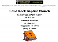 Solid Rock Baptist Church
