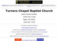 Turners Chapel Baptist Church